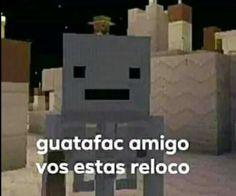 Memes Estúpidos, Cute Memes, Stupid Memes, Funny Memes, Funny Reaction Pictures, Funny Pictures, Funny Dp, Funny Spanish Memes, Minecraft Memes