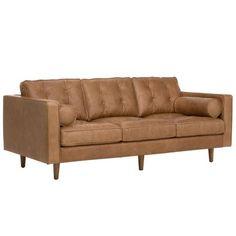 COPENHAGEN 2.5 seat leather sofa