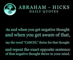Yes!! :D ~Abraham Hicks