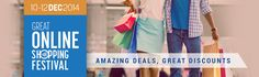 Rising Popularity of GOSF (Great Online Shopping Festival) in India