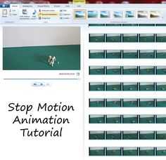 Animation How to make your own stop motion animation movies at home using free Movie Maker software. - How to make stop motion movies at home. Step by step tutorial for making stop motion movies at home using Windows Movie Maker. Stop Motion Movies, Animation Stop Motion, Windows Movie Maker, Frame By Frame Animation, Film D'animation, Motion Video, Animation Tutorial, Film School, Video Film