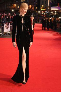 NICOLE KIDMAN IN GIORGIO ARMANI PRIVÉ - Best Dressed di Ottobre 2016- Vogue.it