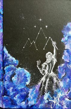Feyre - Three Stars Ringing Mountains