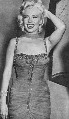 Marilyn Monroe, St. Jude, 10.07.1953