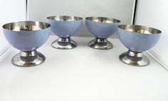 vintage ice cream dishes - Google Search