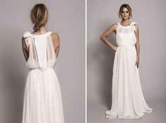 OBSESSED with this Wedding gown by Rime Arodaky