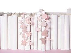 Cement Produce Design has created its own hanami (cherry-blossom viewing) season for its range of See Oh! Ribbon bookmarks.