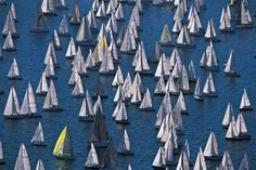 Earth from Above a collection of aerial photography... - justpaste.it Sailboats in Switzerland.