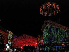 Yet another view of the Osbourne Lights.