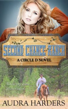 """(A Tender, Inspirational Western Romance by Award-Winning Author Audra Harders! Julie Lessman: """"...[a] sweet and poignant love story that provides the perfect """"chance"""" for a great read."""")"""