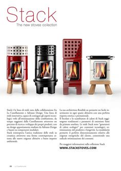 ISSUU - La Castellamonte - Stufe di ceramica - Catalogo 2013 by adriano design