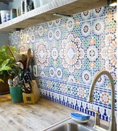 Moroccan Style: Vibrant Colors, Prints & Patterns