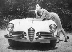 Alfa Romeo Spider #AlfaRomeoclassiccars