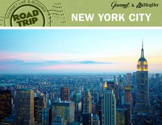 for a New York trip...one day