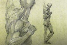 Produktový design FMK UTB - Figurální kresba