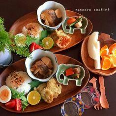 本日のお子様ランチ♡メイン・鯛と豆腐のお煮付け by AYA | レシピ ...