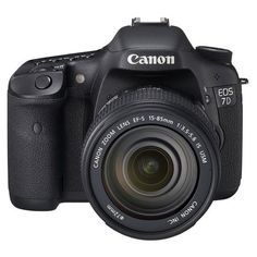 Canon EOS 7D Kit – Цифровые фотоаппараты – Яндекс.Маркет