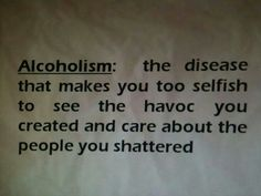 Alcoholic Quotes Inspiration Quotes About Alcohol Addiction  Please Follow Httpswww . 2017