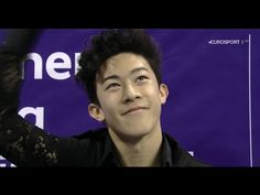 """Nathan Chen """"Corsair"""" SP 2017 Four Continents Championships"""