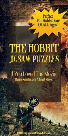 The Hobbit jigsaw puzzles are amazing, a perfect find for all you Hobbit fans. You'll find plenty of Hobbit jigsaw puzzles that bring hours of awesome fun! Hobbies For Couples, Hobbies To Try, Great Hobbies, Hobbies And Crafts, Difficult Jigsaw Puzzles, Maze Game, 3d Puzzles, Famous Artists, The Hobbit