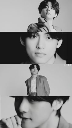 Bts Eyes, Film Strip, V Taehyung, Bts Lockscreen, Bts Group, Foto Bts, Bts Wallpaper, Dark Wallpaper, Korean Singer