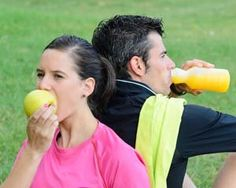 Que comer despues del ejercicio