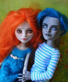 OOAK Monster hohe Rochelle Goyle und Garrot Du Roque