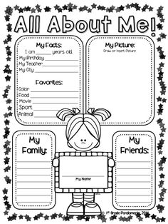 Star of the Week!  Great ideas for making the Star of the Week program in your classroom very special!