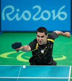 Paralympic Games - Team Belgium   Rio 2016 - Florian Van Acker
