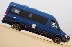 TRAKKA Motorhomes, Campervans and Campers for touring Australia and New Zealand