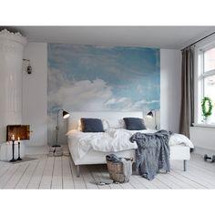 Cloud Puff Mural - Wallpaper Australia - Buy Wallpaper & Murals Online Now