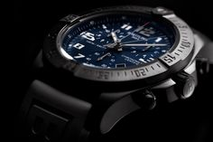Chronospace Evo Night Mission - Breitling - Instruments for Professionals