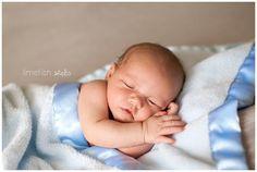 Northern Virginia Newborn Photography © Limefish Studio 2013 | Baby Boy | Newborn Pose