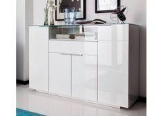 Nos Annonces - Bahut design blanc