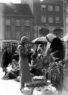 Toso Dabac / Market #croatia #photography #dabac