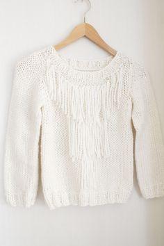 Knitted sweater LÄMMIN ILO