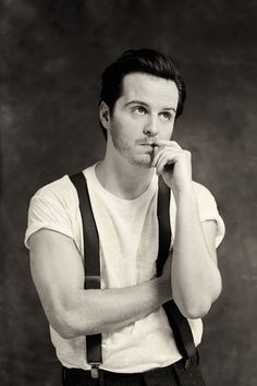 Andrew Scott. Stahp being so...adorable...