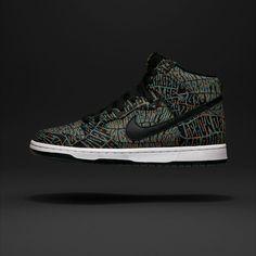 free shipping e5ee9 fcfec Nike SB Tripper Pack Stefan Janoski Max  Dunk High - EU Kicks Sneaker