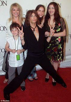 Steven Tyler Wife | Steven Tyler's family 'furious' over engagement to Erin Brady... who ...