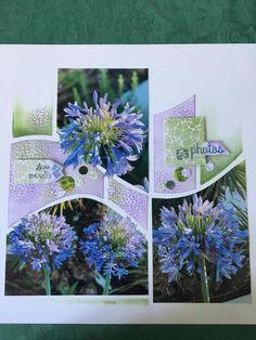 Travel Scrapbook, Layout Inspiration, Scrapbooking Layouts, Orlando, Stencils, Garden Ideas, Gardening, York, Decoration
