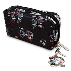 Disney Mickey and Minnie Mouse Cosmetic Bag by LeSportsac Disney Handbags, Disney Purse, Mickey Minnie Mouse, Disney Mickey, Disney Couture, Disney Merchandise, Disney Style, Disney Inspired, Cosmetic Bag