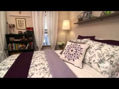 ▶ Minute Makeover: How To Make Your First Rental Apartment Stylish On A Budget - YouTube