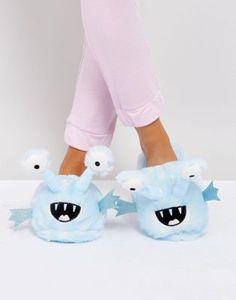 8d0b17961f4255 ASOS NECO Alien Slippers Monster Slippers