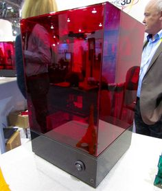 Photocentric's Entirely Different Approach To Resin 3D Printing #3DPrinting