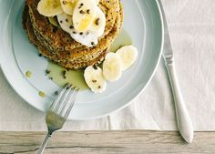 Coconut, Almond, and Quinoa Breakfast Cakes | 32 Ways To Eat Quinoa And Succeed In Life