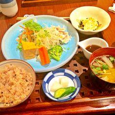 #japan #washoku #healthyfood