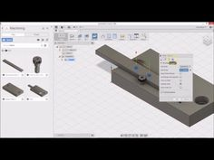 Making a Fixture Plate Part 4  - Parts CAD/CAM
