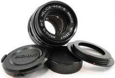 !NEW! MC HELIOS 44m-6 Russian Lens Canon EOS EF Mount 6D 7D 5D Mark II III 44-2 | Cameras & Photo, Lenses & Filters, Lenses | eBay!