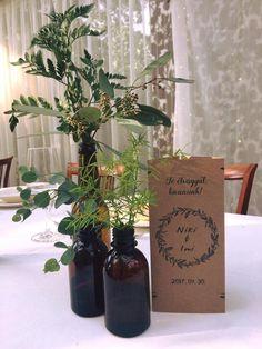 zöld esküvő, greenery wedding, dekoráció, esküvő, table decoration, asztal dekoráció