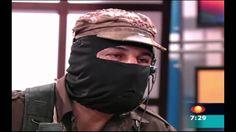 Entrevista al Subcomandante Marcos en Primero Noticias